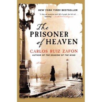 """The Prisoner of Heaven,"" Carlos Ruiz Zafon (image via Harper Perennial"