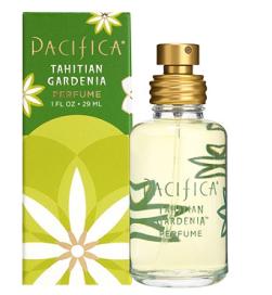 Pacifica Spray Perfume in Tahitian Gardenia (image via Pacifica)